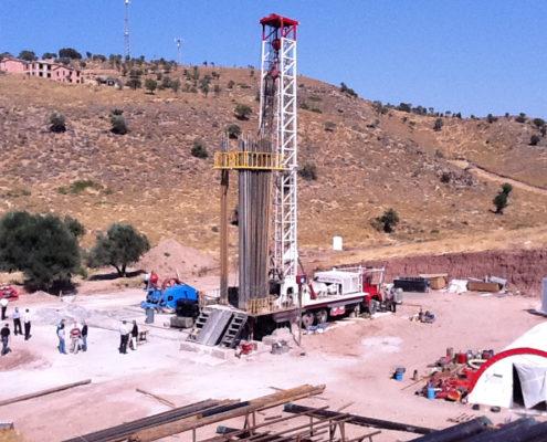 Parhelion Geothermal plant Turkey